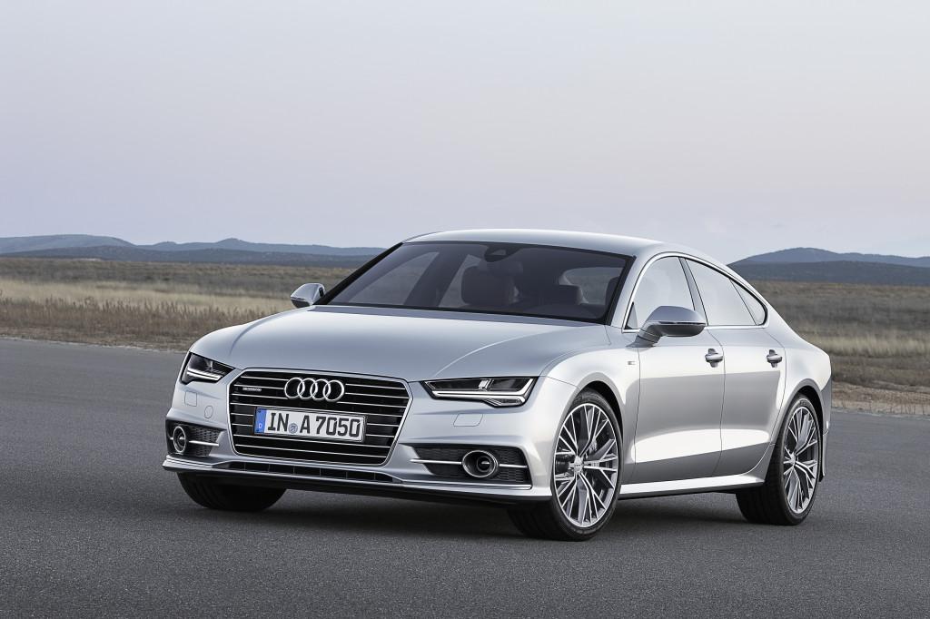 Stylowe i mocne – nowe Audi A7 Sportback