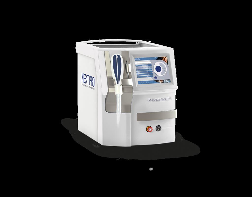 Mediostar Next Pro – laser do bezbolesnej epilacji przez cały rok