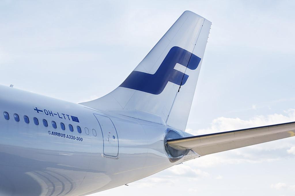 Finnair najlepszą linią lotniczą w Europie Północnej szósty rok z rzędu
