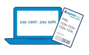 paysafecard_pay cash - pay safe