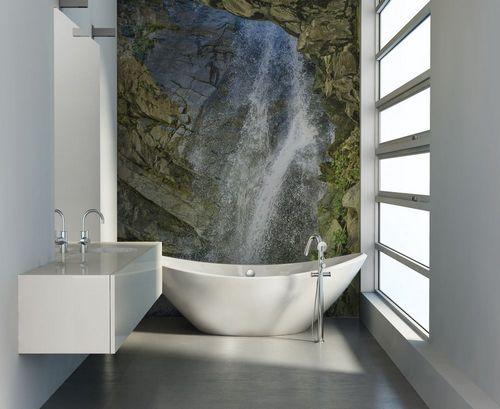wodospad od fotoboard.com.pl