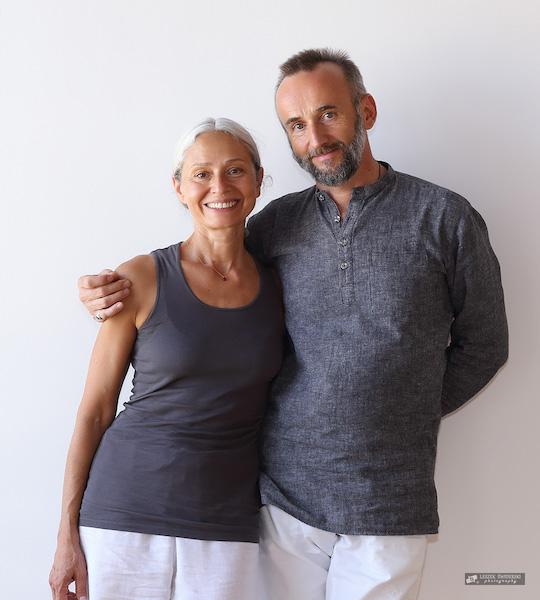 Joanna Jedynak i Adam Ramotowski