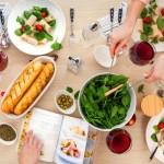 Przyjęcie we włoskim stylu – aranżacja stołu