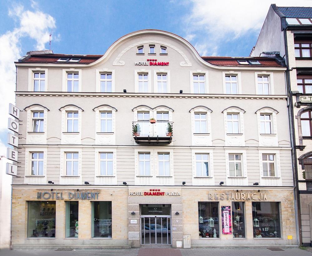 Renomowana pracownia i prestiżowy adres. W centrum Katowic powstanie nowy hotel, zaprojektowany przez Konior Studio.