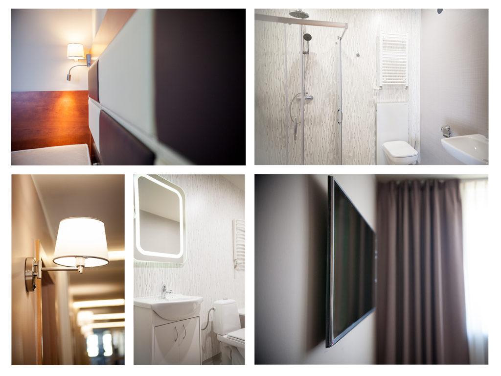Zakończenie kolejnego etapu modernizacji Hotelu Diament Zabrze