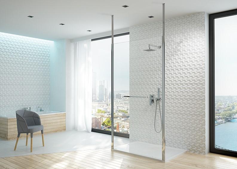 Wiosenne orzeźwienie pod (nowym) prysznicem