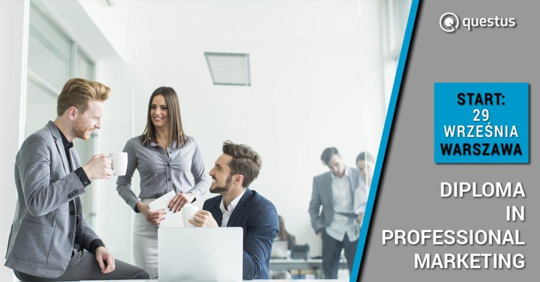 Diploma in Professional Marketing – 41 edycja programu