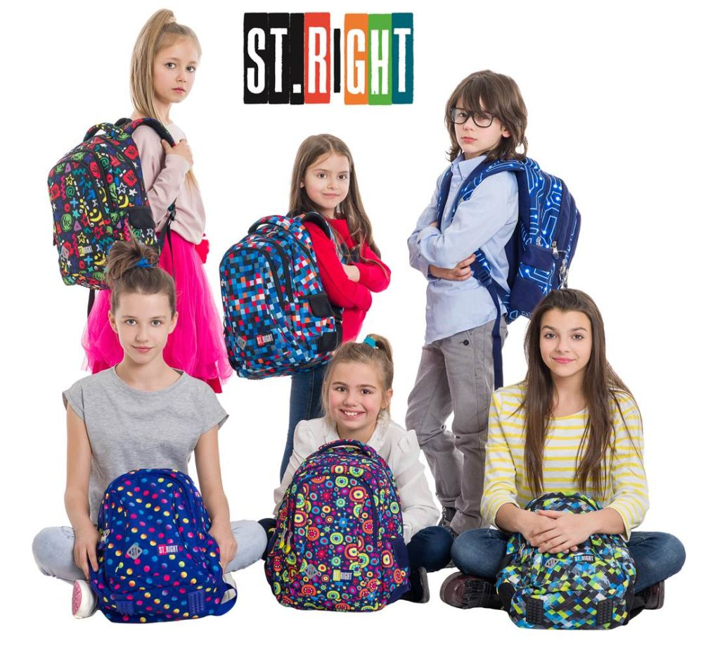 Bądź trendy z marką ST.RIGHT w szkole i na wakacjach
