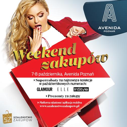 Szaleństwo zakupów, czyli superrabaty w Avenidzie