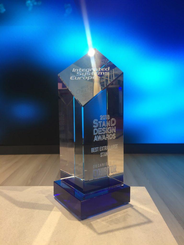 ISE 2018 – NEC doceniony przez odwiedzających i branżę