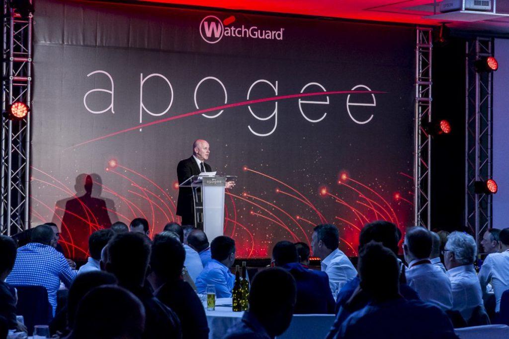 Największa konferencja Partnerska WatchGuard'a dla regionu EMEA – Apogee Ibiza 2018