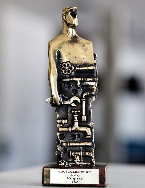 System kominowy MK Power ze Złotym Instalatorem dla Najlepszych