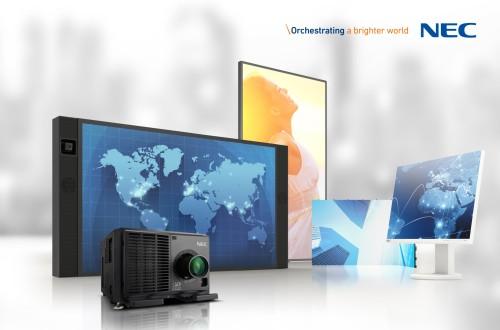 NEC Display Solutions ogłasza program dla klientów globalnych