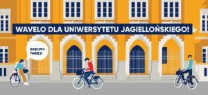 Kampania wrześniowa Wavelo i UJ. Sześć groszy to już dwa kółka