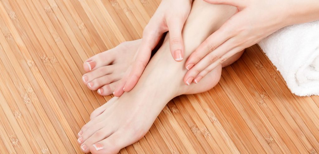Gładkie stopy, dzięki pumeksowi z Maroko