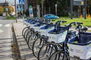 Rower w walce o czyste powietrze dla Krakowa