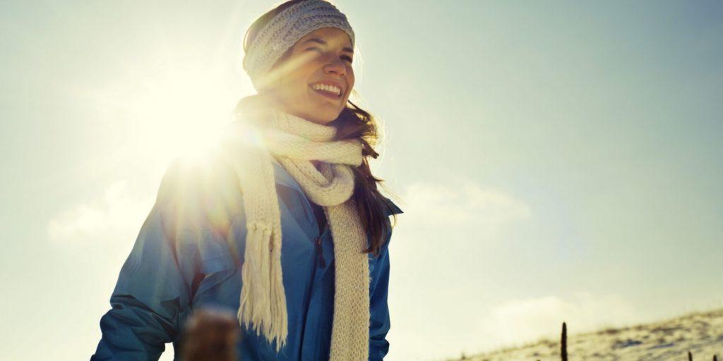 Homeopatia na zimową depresję
