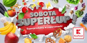 """Kaufland z hitem muzyki dance w nowej kampanii """"Sobota Superłup!"""" autorstwa agencji Schulz brand friendly"""