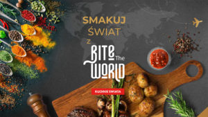 Bite The World - nowa marka firmy Greek Trade