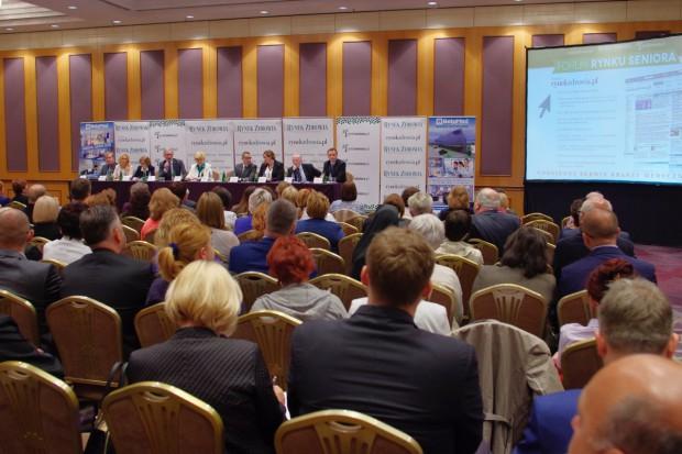 I Forum Rynku Seniora: państwo nie ucieknie od demografii