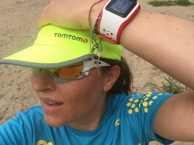 Beata Sadowska z TomTom Team