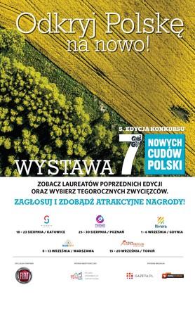 Odkryj Polskę na nowo! w Poznań City Center