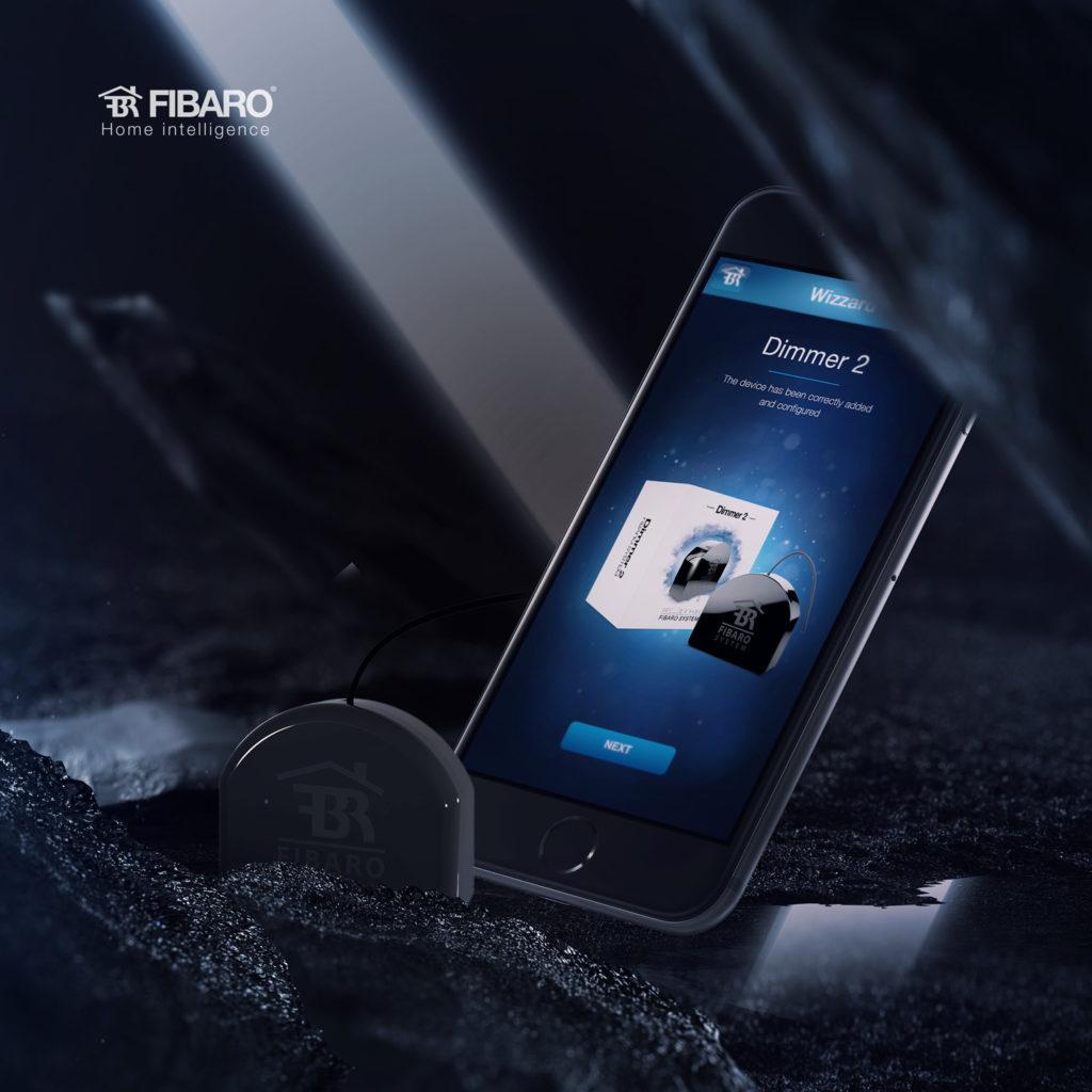 FIBARO prezentuje swój najnowszy moduł – Dimmer 2