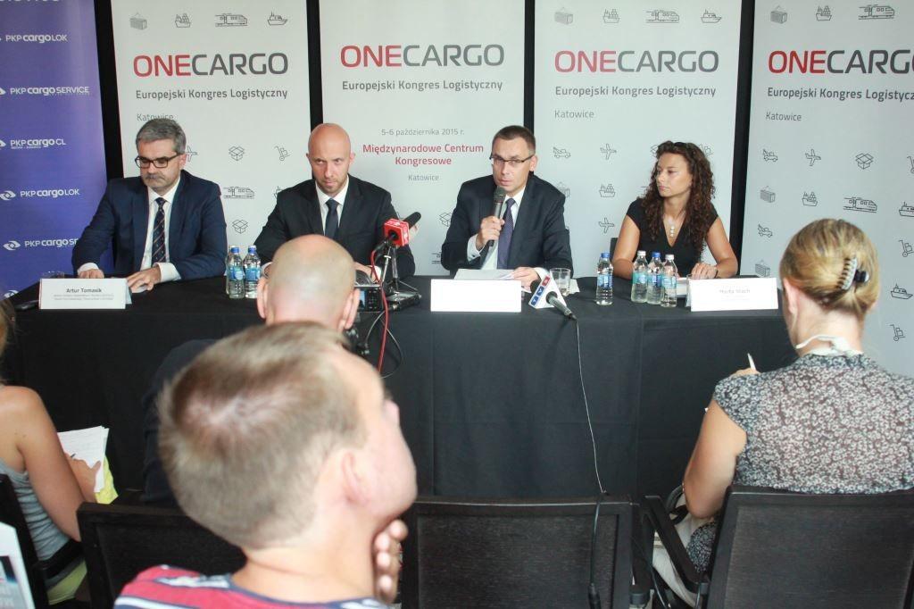 Nowa impreza biznesowa o międzynarodowej skali w Katowicach – Europejski Kongres Logistyczny ONECARGO