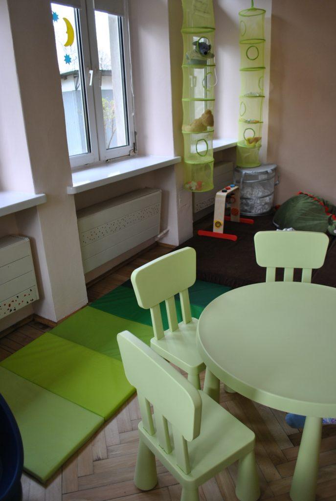 Nowa sala dla niewidomych dzieci