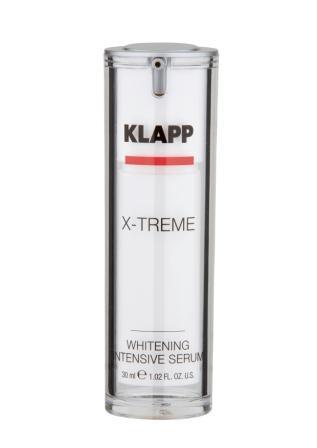 KLAPP X-TREME WHITENING … ŻEBY SKÓRA BYŁA ZAWSZE PROMIENNA I GŁADKA!