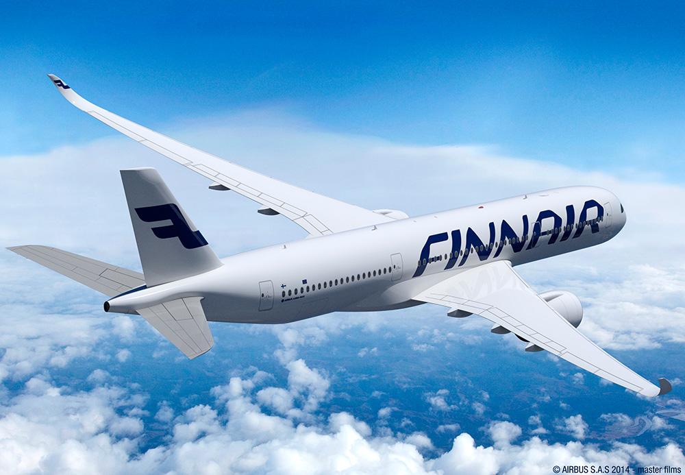 Finnair odbiera pierwszego Airbusa A350 XWB już 7 października