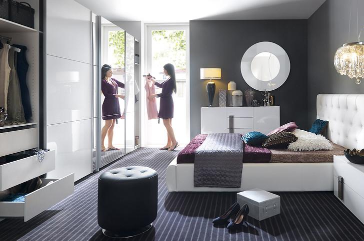 Sypialnia – czas i miejsce na relaks