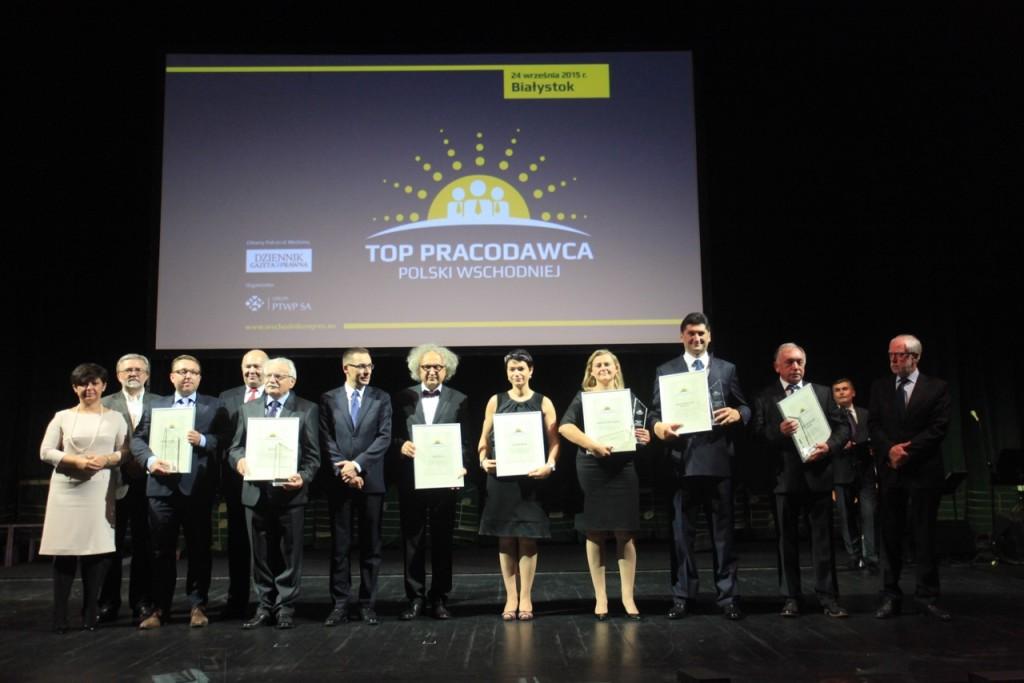 Innowacyjni, odpowiedzialni i wpływający na rozwój regionu – TOP Pracodawcy Polski Wschodniej