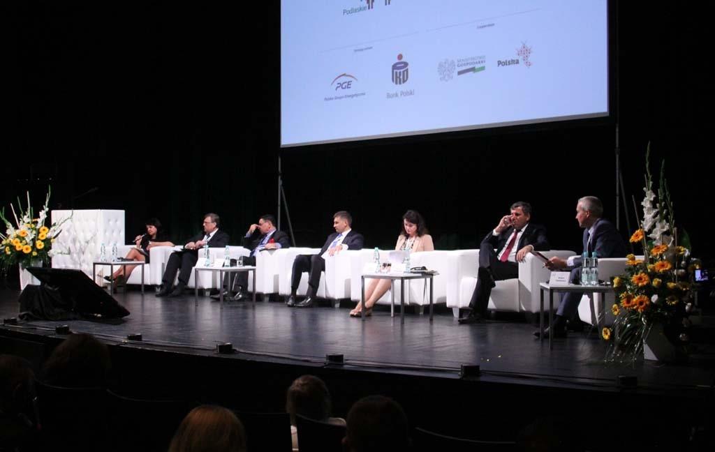 II Wschodni Kongres Gospodarczy w Białymstoku: na wschodzie Europy nie powinien wyrastać nowy mur