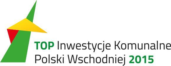 Laureaci konkursu Top Inwestycje Komunalne Polski Wschodniej 2015