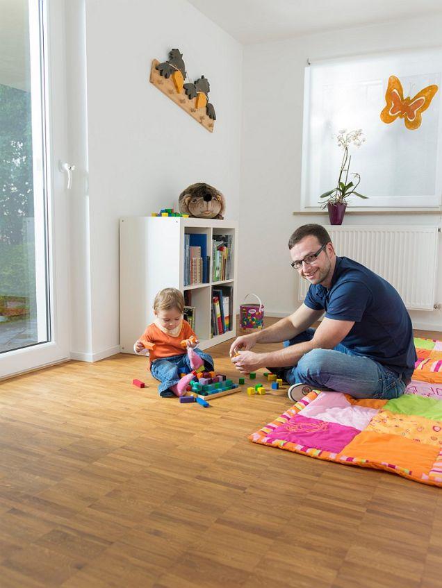 Ogrzewanie podłogowe a chemia parkieciarska – fakty i mity