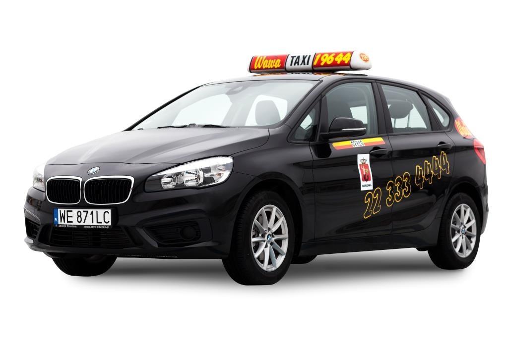 Bo liczy się jakość – najnowsze BMW w Wawa Taxi