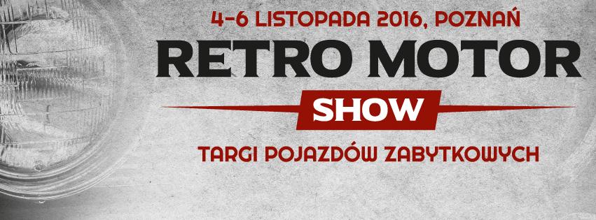 RETRO MOTOR SHOW – spotkanie z legendami motoryzacji