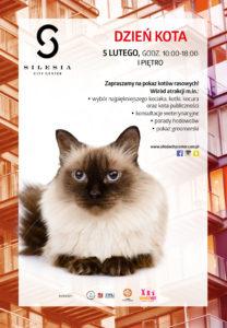Pierwszy Pokaz Kotów Rasowych w Silesia City Center
