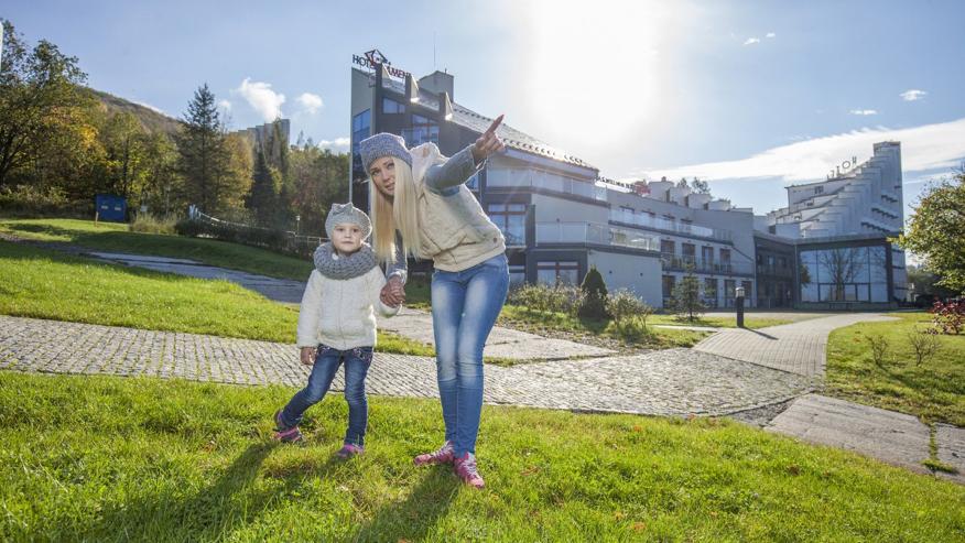 """Hotel SPA&Wellness Hotel Diament Ustroń wśród 25 najlepszych hoteli """"dla rodzin"""" w Polsce"""