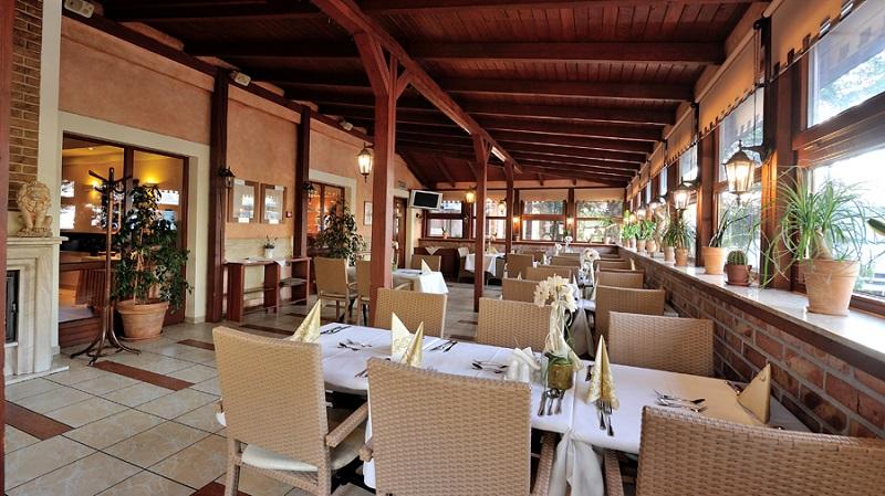 Restauracje Hoteli Diament coraz bliżej klientów