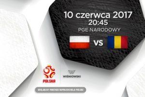 WISNIOWSKI wspiera Biało-Czerwonych w walce o awans do MS Rosja 2018 r.