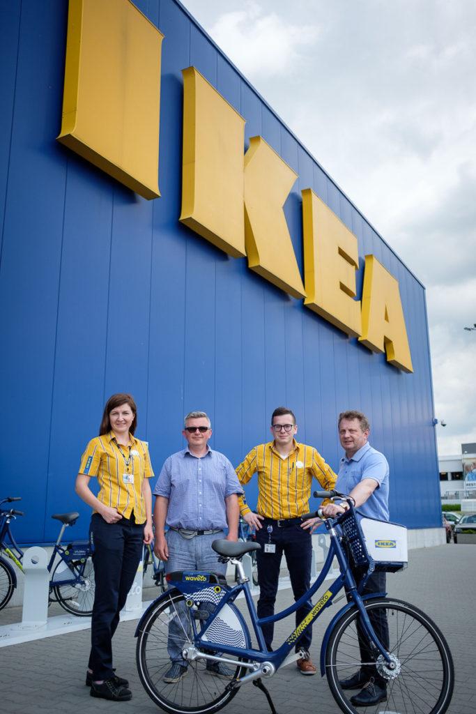 Wavelo dla Firm, czyli rowery miejskie w służbie lokalnego biznesu