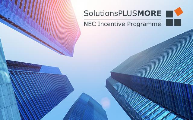 NEC uruchamia program motywacyjny dla swoich partnerów