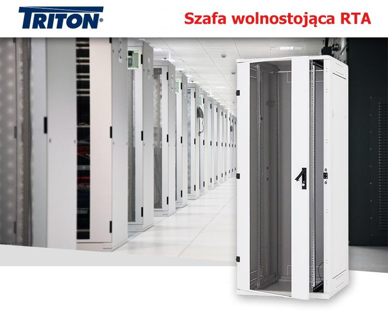 Pewna konstrukcja nowej szafy RTA od Tritona.