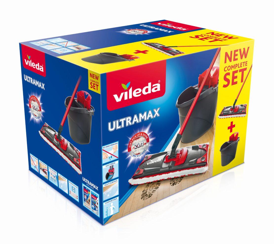 Nowy mop zestaw myjący Ultramax marki Vileda_fot. Vileda (16)