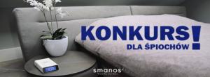 Konkurs - Wygraj Radiobudzik Smanos