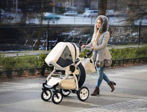 Mama wie lepiej: Misja jesienny spacer z dzieckiem - Jak to dobrze zorganizować, żeby nie odchorować?