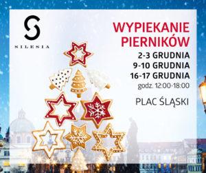 Magiczny grudzień w Silesia City Center czyli czas zaczarować Święta
