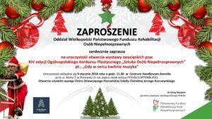 Sztuka Osób Niepełnosprawnych w Avenidzie Poznań
